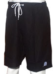 Sun Protection Adults Black Board Shorts
