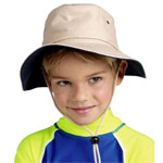 Sun Protection Kids Cricket Hat