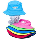Sun Protection Bucket Hat