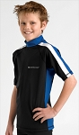 Sun Protection Rash Shirt Short Sleeved