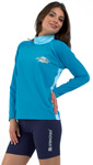 Sun Protection Adult Unisex Rash Shirt Long Sleeved