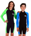 Sun Protection Sunsuit Long Sleeved