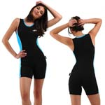 Sun Protection Ladies Active Raysuit