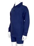 Sun Protection Polo Shirt Long Sleeved