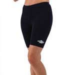 Sun Protection Ladies Plus Size Swim Shorts