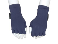 Sun Protective Fingerless Driving Gloves