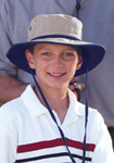 Sun Protection Junior Explorer Hat
