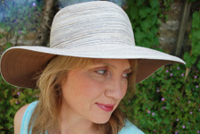 Sun Protection Ladies Sydney Sun Hat