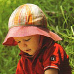 Sun Protection Toddler Boy Sun Hat