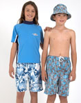 Sun Protection Hawaii Board Shorts