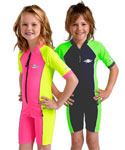 Sun Protection 2yr Kids Sunsuit Short Sleeved