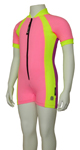 Sun Protection Girls Active Swimsuit